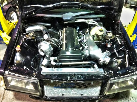 2JZ Mercedes-Benz   Drift's best link